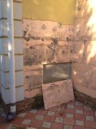 Разрушение фасада вследствие неверного выбора утеплителя